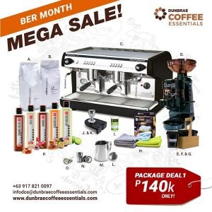 Ber Mega Sale – Dunbrae Coffee Essentials