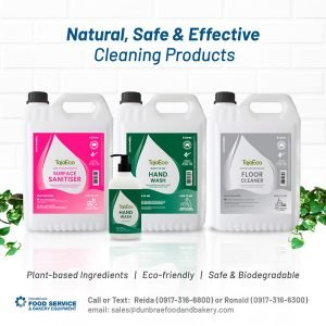 Natural, Safe & Effective Cleaning Products